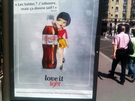 Oh la la Cola