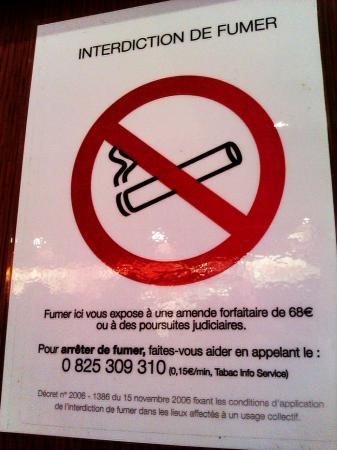 No fumaran