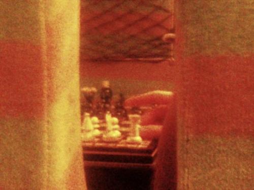 Carvos Loup, échecs, jeux