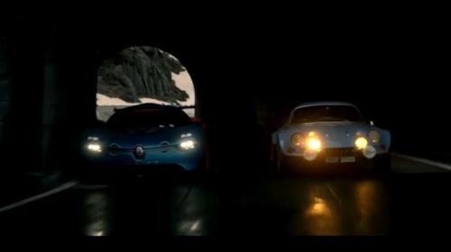 Alphonse Osbert, Osbert, Taxi, Alpine Renault
