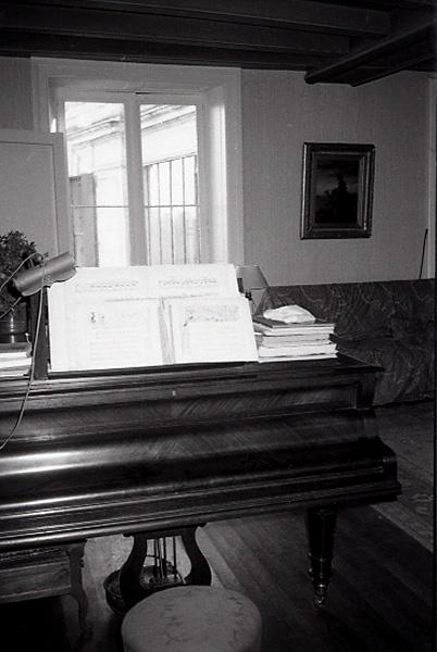 saumur, piano, rue des orteaux