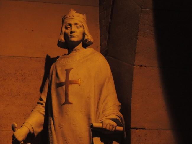 saint-louis, louis IX, saint-antoine des quinze-vingt
