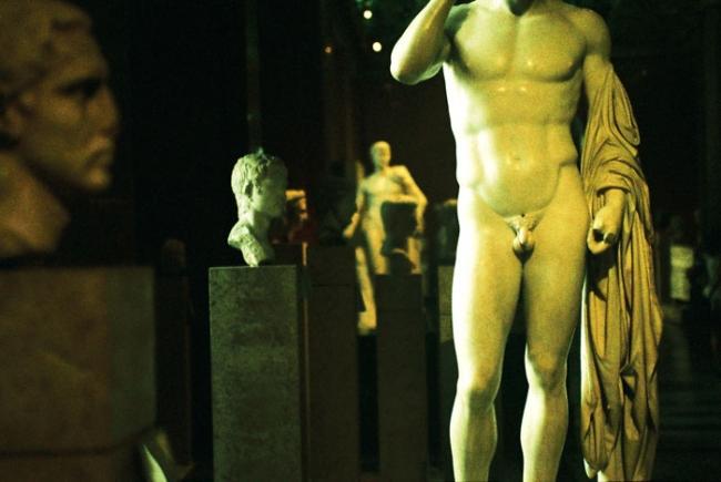 bâtir un royaume, musée du Louvre, Sara