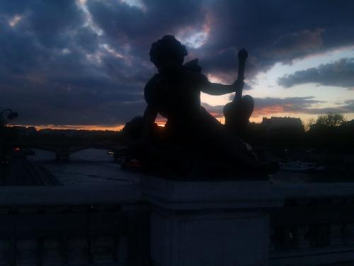 Sables d'Olonne, Lac de Nuit, Edith de CL