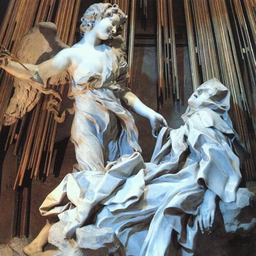 Miserere, Allegri, Sainte Thérèse, extase, Sainte Thérèse d'Avila, Sainte Thérèse de Lisieux, Cambridge, King's Choir,