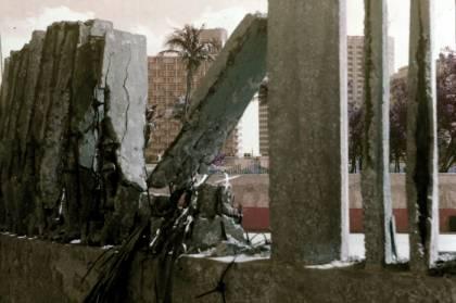 l'exode urbain et l'art, Glavenn le Bahut, Edith de Cornulier-Lucinière