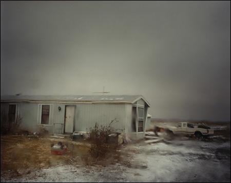 Todd Hido, Angelo Badalamenti, Edith de Cornulier Lucinière, subprimes, Etat américain, foreclosed homes