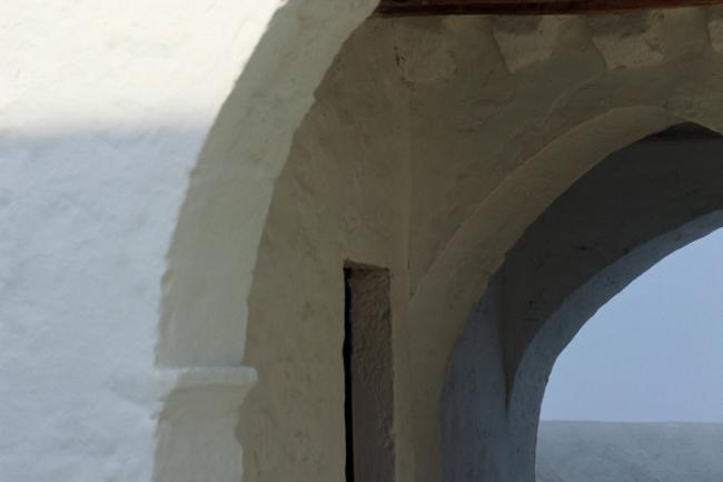 Roselyne de Féraudy, Patmos, visions johanniques, photographie, lumière, abstraction