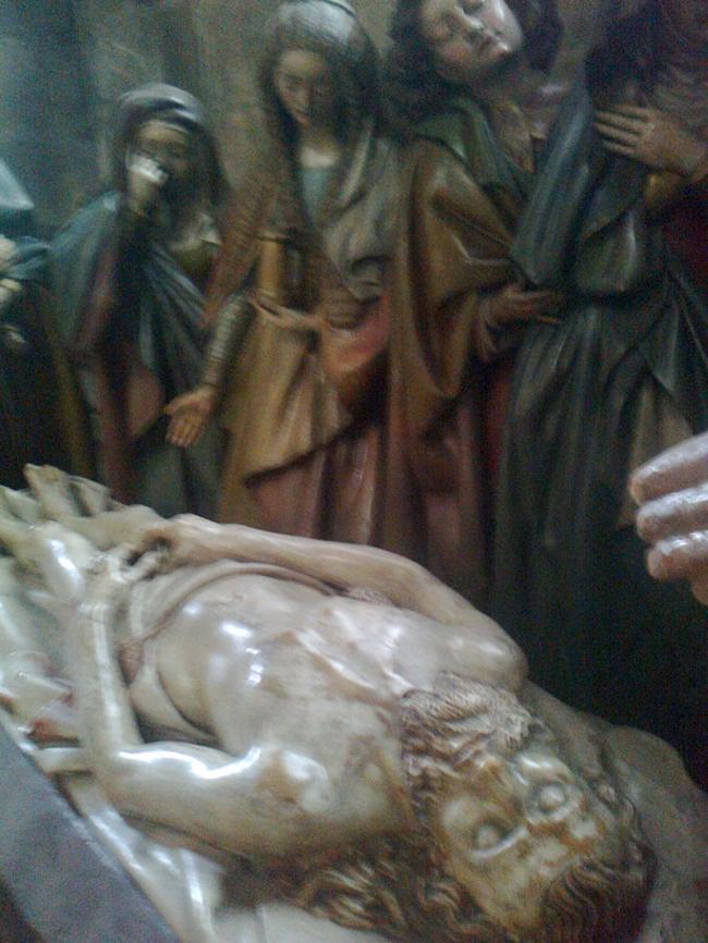 cathédrale de Moulins, prières