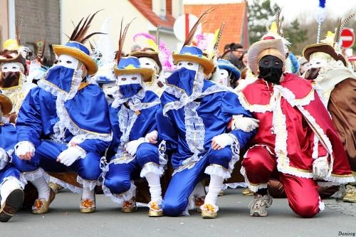 Équihen-Plage, carnaval
