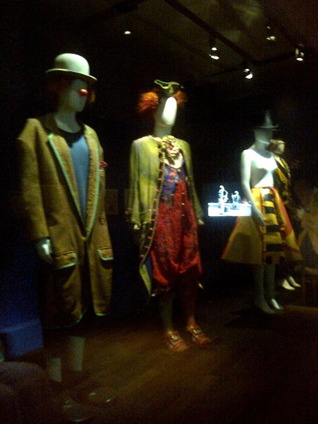 centre du costume, moulins, mémoires d'une voyouse, edith de cornulier lucinière