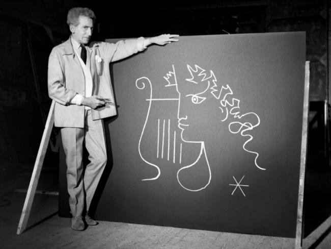 Jean Cocteau, Société des gens de lettres, SGDL