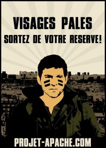 projet apache, almasoror, politique, indiens, visages pâles, immigration